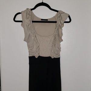Short semi casual party dress